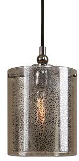 Brayden Studio Hudson 1 - Light Single Cylinder Pendant