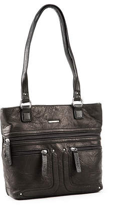 STONE AND CO Stone And Co Irene Leather Tote Bag