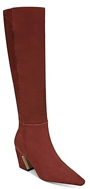 Sam Edelman Women's Sulema Tall Pointed Toe Boots