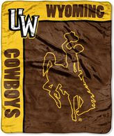 Bed Bath & Beyond University of Wyoming Raschel Throw Blanket