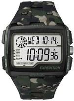 Timex Resin Digital Watch, 50mm