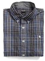 Todd Snyder Gable Shirt in Grey Plaid