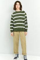 Dickies 873 Khaki Slim Straight Trousers