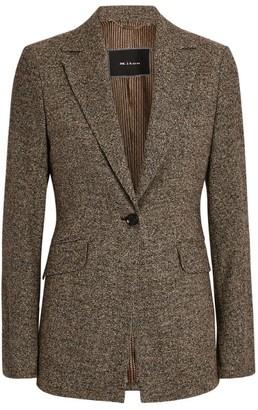 Kiton Wool-Blend Suit Jacket
