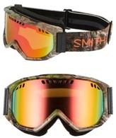 Smith Men's Scope 175Mm Snow Goggles - Realtree Xtra Green