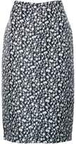 Altuzarra floral print skirt