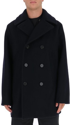 Jil Sander Double Breasted Coat