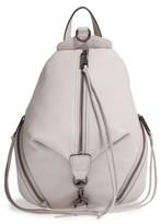 Rebecca Minkoff 'Medium Julian' Backpack - Beige