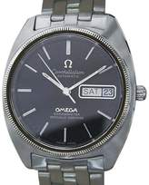 Omega Constellation Stainless Steel Automatic Chronometer Swiss Mens 35mm Watch