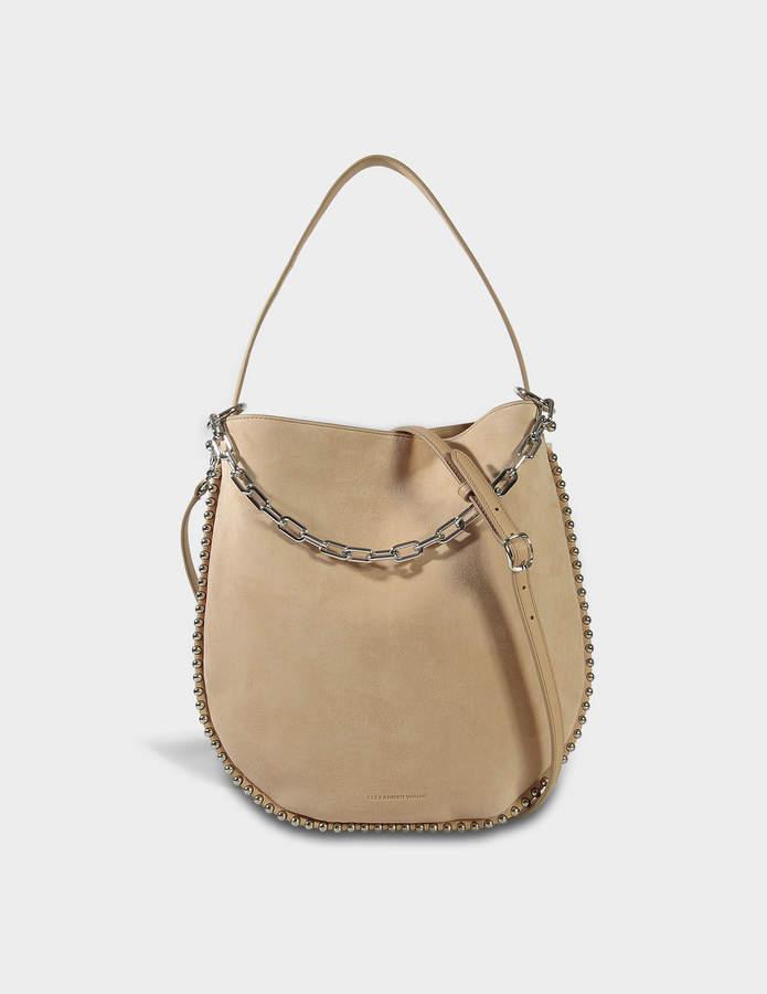 Alexander Wang Roxy Hobo Bag in Cashmere Goatskin Leather