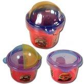Cars Disney 2pk Snack Storage Containers Zak Paks by