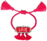 Shourouk Hippie Love Bracelet