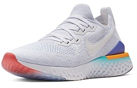 Nike Women's Epic React Flyknit 2 Low-Top Sneakers