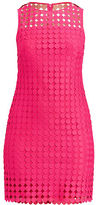 Ralph Lauren Woman Polka-Dot Lace Dress