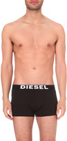 Diesel Pack of three Kory stretch-cotton trunks