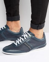 BOSS GREEN By Hugo Boss Space Logo Sneakers