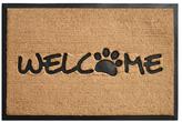 Welcome Paw Oversized Doormat