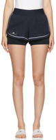 adidas by Stella McCartney Navy Barricade Tennis Shorts