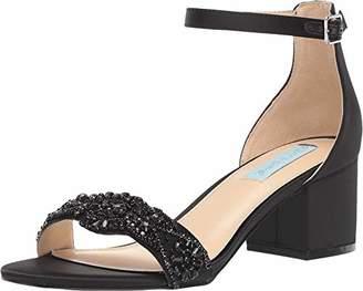 Betsey Johnson Blue by SB-Mel Heeled Sandal Sandal