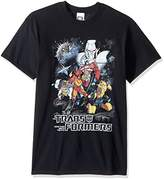 Transformers Men's Retro Group T-Shirt