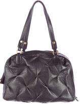 Smythson Quilted Leather Tote