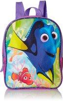 Disney Girls' Finding Dory 10 Mini Backpack
