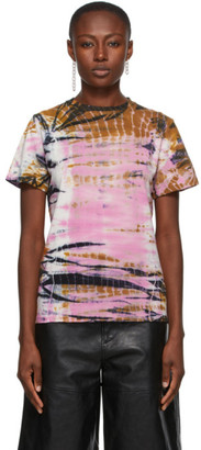 Rika Studios Multicolor Jada Tie-Dye T-Shirt