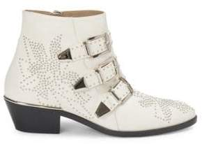 Chloé Susanna Leather Booties
