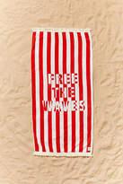 Billabong Surf Beach Towel
