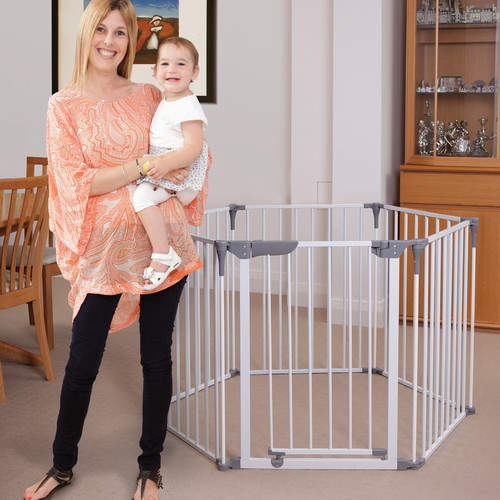 Dream Baby Dreambaby Royale Converta 3 in 1 Play-Yard & Wide Barrier Gate