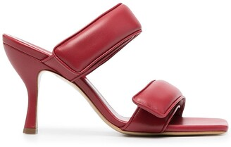 Gia Couture x Pernille Teisbaek touch-strap sandals