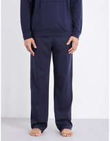 Sunspel Straight Pima-cotton Jogging Bottoms