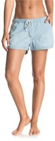 Roxy Women's Summer Feel Chambray Shorts