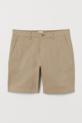 H&M Cotton Chino Shorts