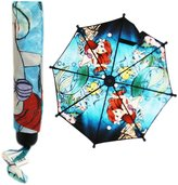 Disney Disney's The Little Mermaid Ariel and Flounder Pencil Artwork Umbrella