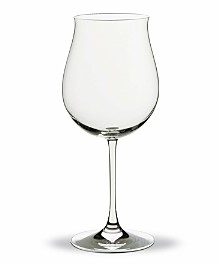 Baccarat Grand Burgundy Glasses, Set of 2