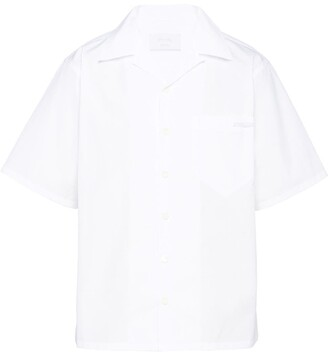 Prada Boxy-Fit Shirt
