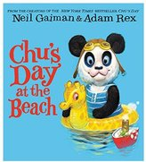 Harper Collins Chu's Day at the Beach - Hardcover