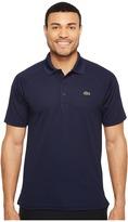 Lacoste Sport Short Sleeve Ultra Dry Raglan Sleeve Polo Men's Short Sleeve Pullover