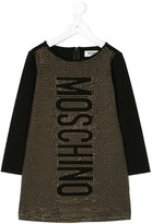 Moschino Kids studded top