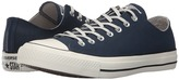 Converse Chuck Taylor All Star Coated Leather OX Athletic Shoes