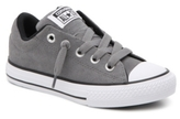 Converse Chuck Taylor All Star Suede Street Slip Boys Toddler & Youth Slip-On Sneaker