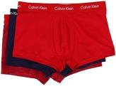 Calvin Klein Underwear Cotton Stretch Low Rise Trunk 3-Pack NU2664