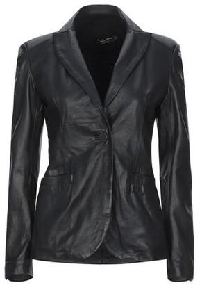 STREET LEATHERS Suit jacket