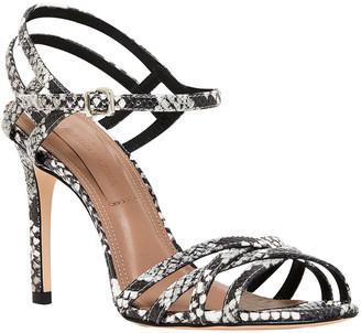BCBGMAXAZRIA Tanya Leather Sandal