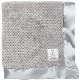 Little Giraffe Honeycomb Faux Fur Blanket