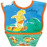 Dex Baby Waterproof Dura Bib - Small (Surf's Up!)