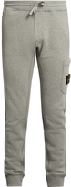 Stone Island Slim-fit cotton track pants