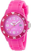 Ice Watch Ice-Watch Women's Ice-Flashy SS.NPE.S.S.12 Rubber Quartz Watch with Dial