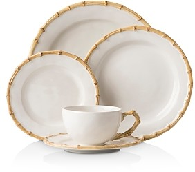 Juliska Classic Bamboo Natural 5pc Setting